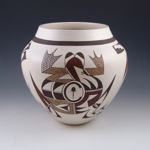 Painted Hopi Pot
