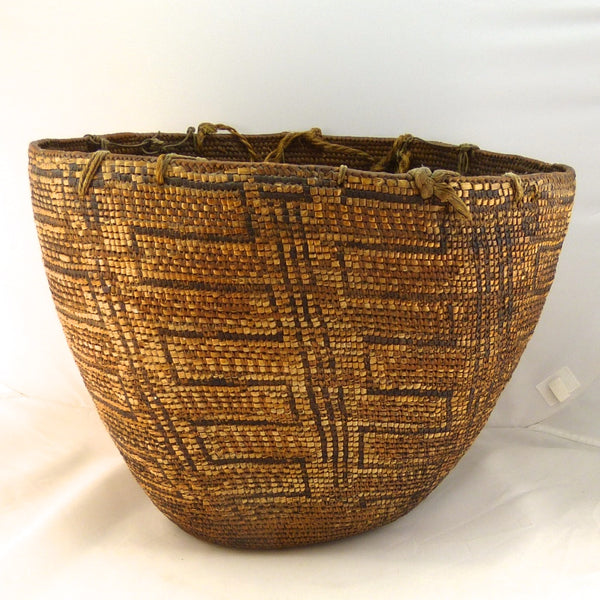 1920s Salish Basket