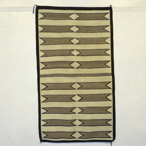 1960s Double Saddle Blanket