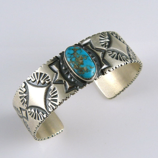 Thunder Mountain Turquoise Cuff
