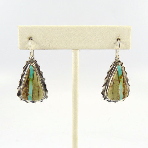 Boulder Turquoise Earrings