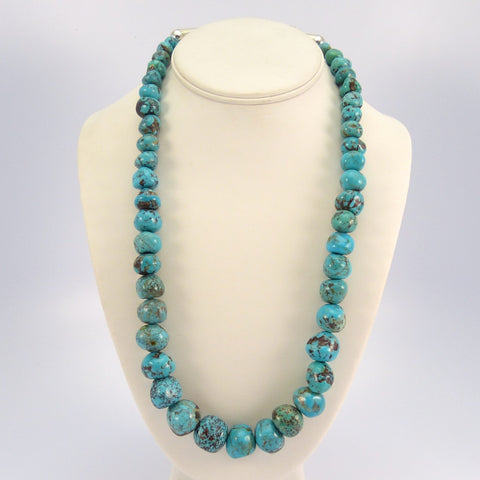 Turquoise Gumball Necklace