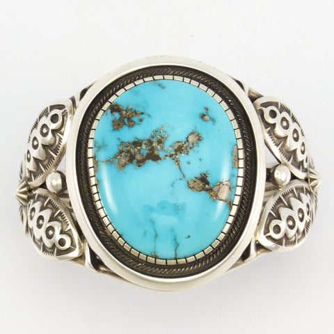 Castle Dome Turquoise Cuff