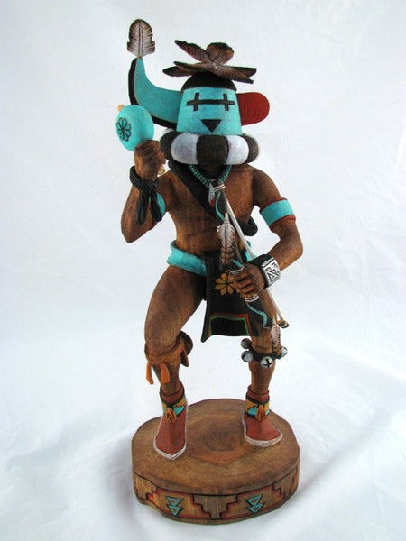 Long-Horned Kachina
