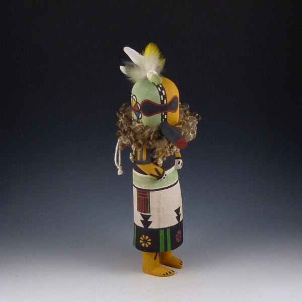 Zuni Warrior Kachina