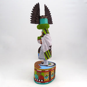 Crow Maiden Kachina