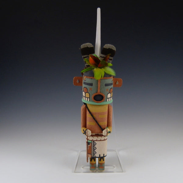 Old Style Cloud Kachina
