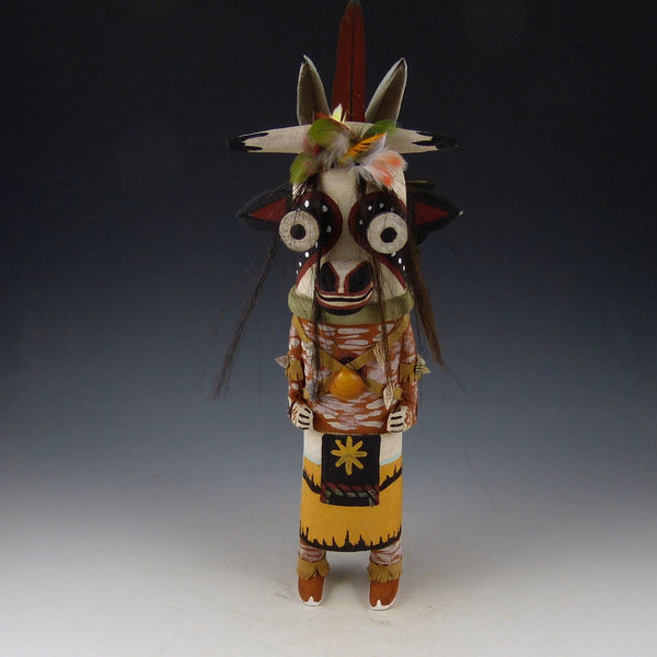 Old Style Cow Kachina