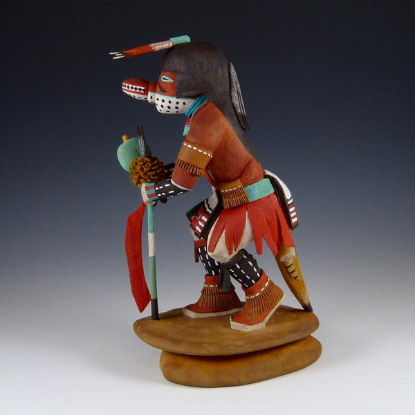 Mountain Lion Kachina