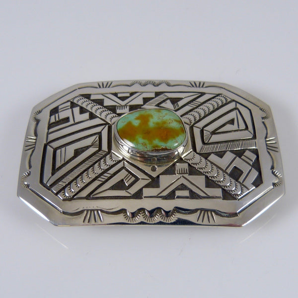 Royston Turquoise Buckle