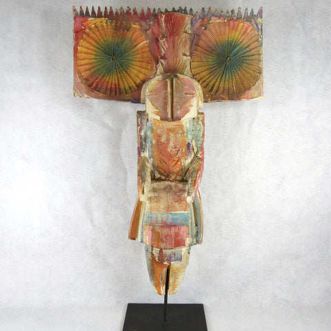 "Navajo ""Spirit Being"" Sculpture"