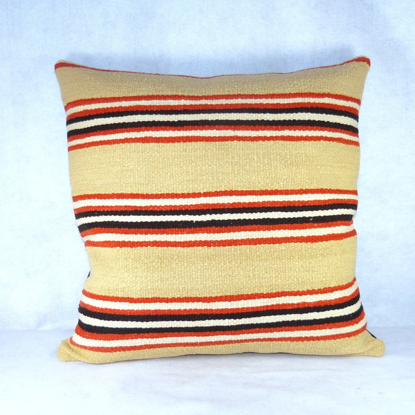 1940s Navajo Rug Pillow