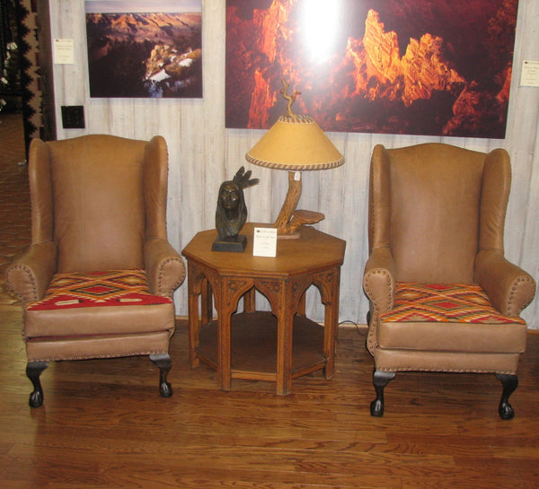 1940s Wing Chairs