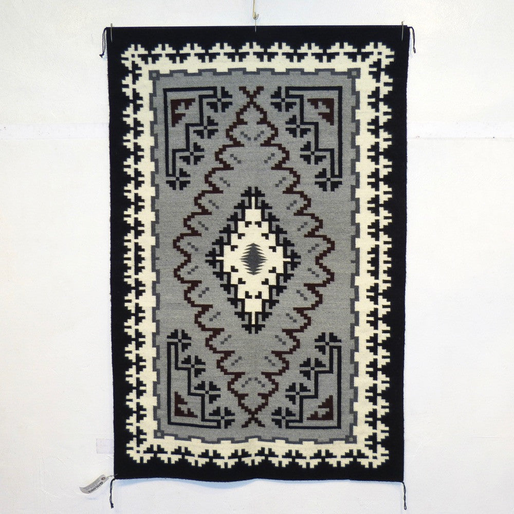 Two Grey Hills - Garland\'s Navajo Rugs