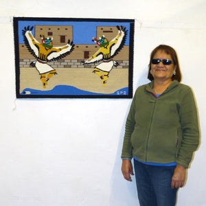 Eagle Kachina Pictorial