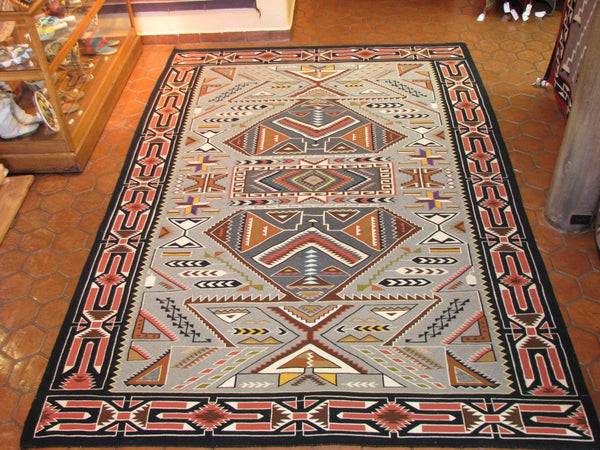 Very Large Teec Nos Pos Floor Rug