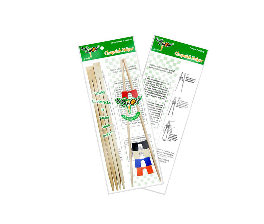 12 PACKS OF CHOPSTICK HELPERS