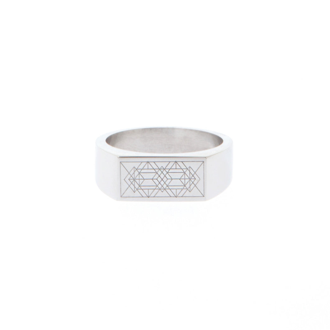 Celtik Stamp Ring