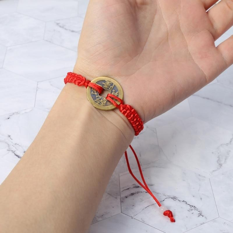 Feng Shui Wealth & Lucky Bracelet (adjustable) buy handmade bracelet