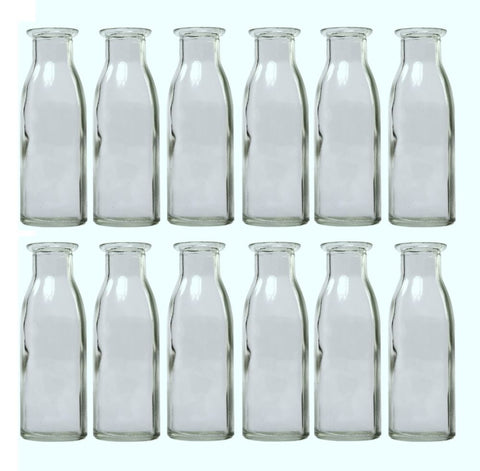 144 Mini Glass Bottles For Table online NZ
