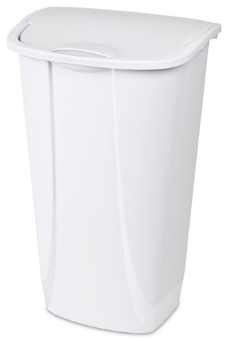 Sterilite Swing Top Rubbish Bin