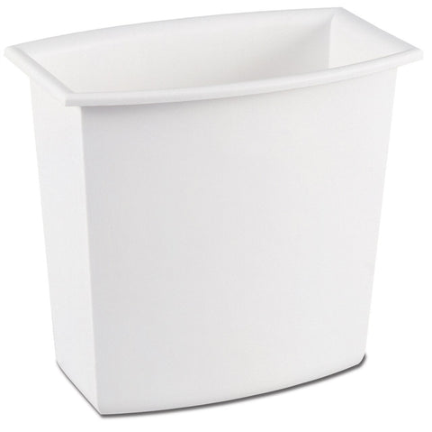 Sterilite Rectangle Waste Tidy Rubbish Bin