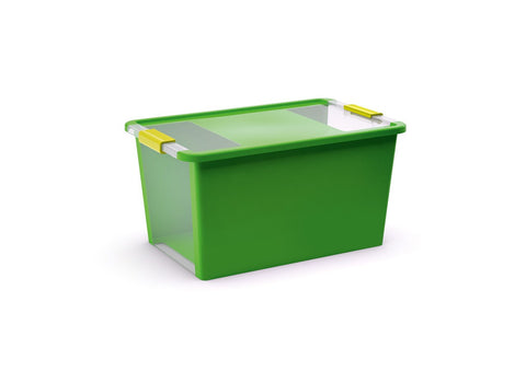KIS Storage Box 40L Green