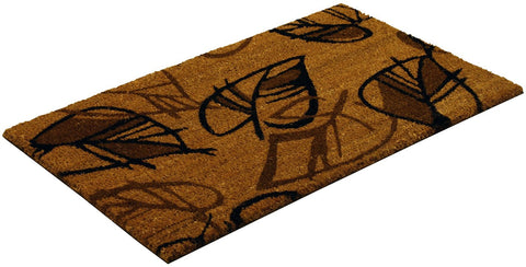 Coir Printed Door Mat 750 x 450mm