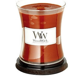 WoodWick Candle Medium- Currant