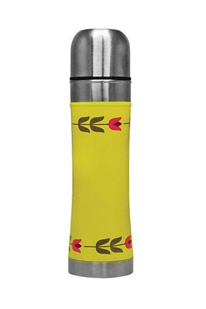 Cheeki Insulated Flask 450ml - Tulip Design