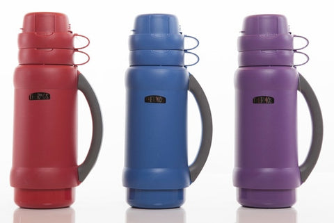 Thermos Flask 1L with cup