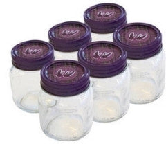 Mad Millies Preserving Jar 350ml - Set of 6