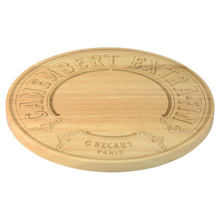 Camembert Wooden Cheese Board - 35cm