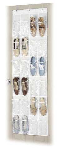 Whitmor Over Door Shoe Storage Bag