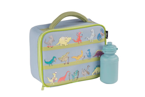 Dinosaur Lunch Bag & Drink Bottle
