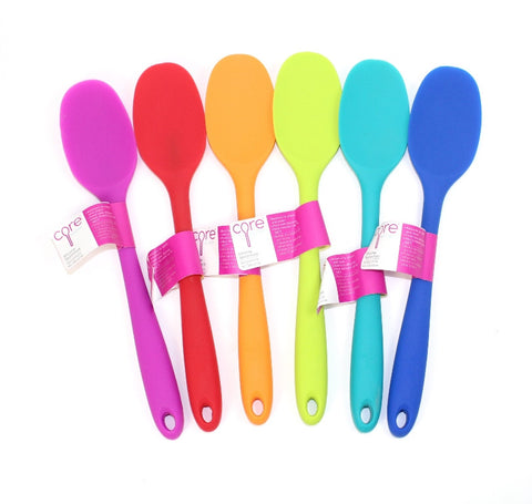 Core Kitchen Silicone Spoonula Bright