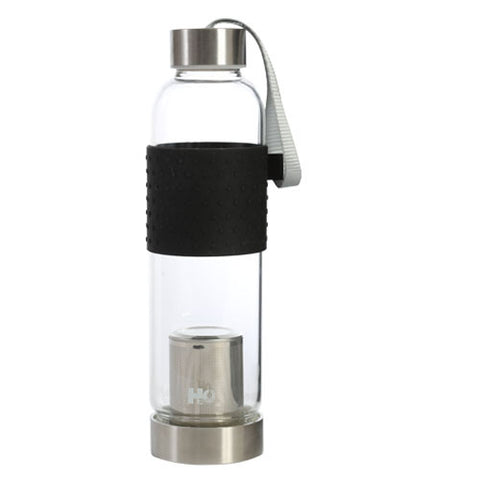 Glass Infuser Drink Bottle
