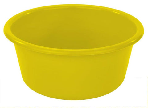 Cuisine Queen Coloured Mixing Bowl 6.5L  -  SET 2