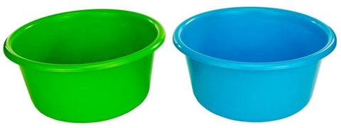 Cuisine Queen Coloured Mixing Bowl 4.2L  -  SET 2