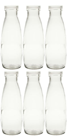 473 X6 B Glass Bottle with Lid online NZ