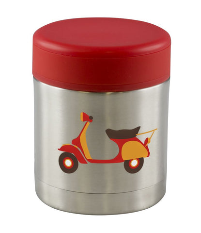 Cheeki Food Jar with Scooter Online nZ