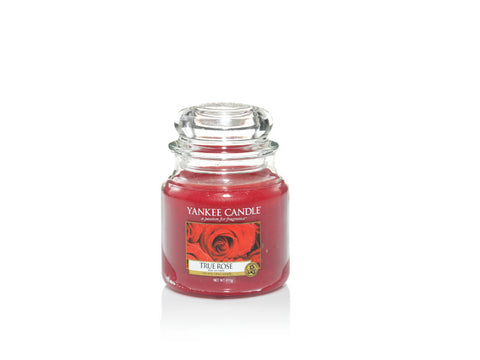 Yankee Candle Small Jar - True Rose