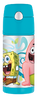 Thermos Funtainer Drink Bottle - Sponge Bob