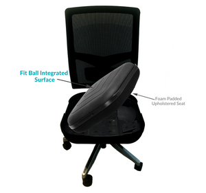 Ergonomic Active Chair
