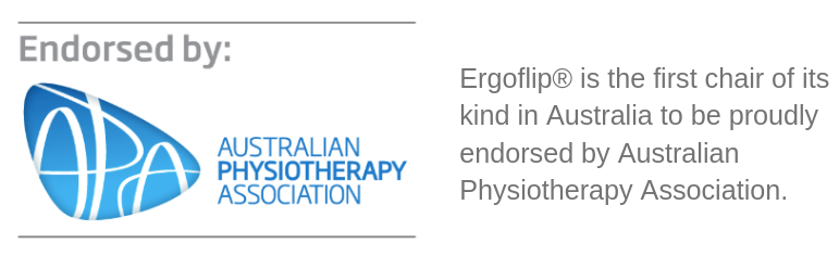 Australian Physiotherapy Association endorsed product