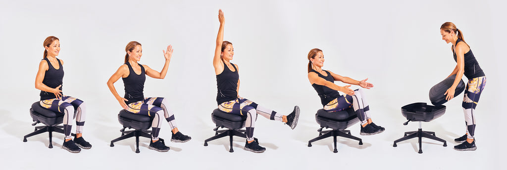 Active Stool Exercise