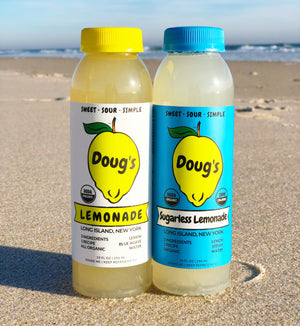 Doug's Sugarless Lemonade, 12 Pack