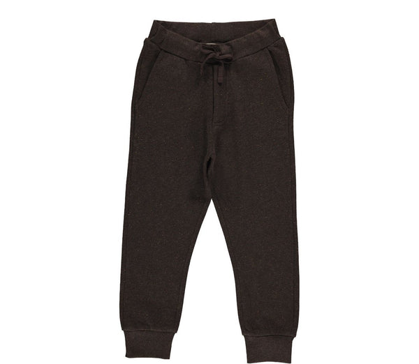 PELO SWEAT PANTS - DARK CHOCOLATE NEBS