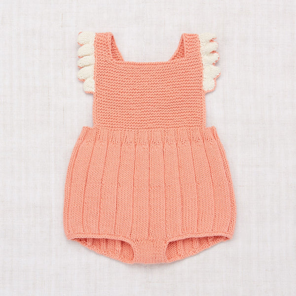 ELEANOR SUNSUIT - CORAL