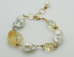 Circle of Brilliance Bracelet